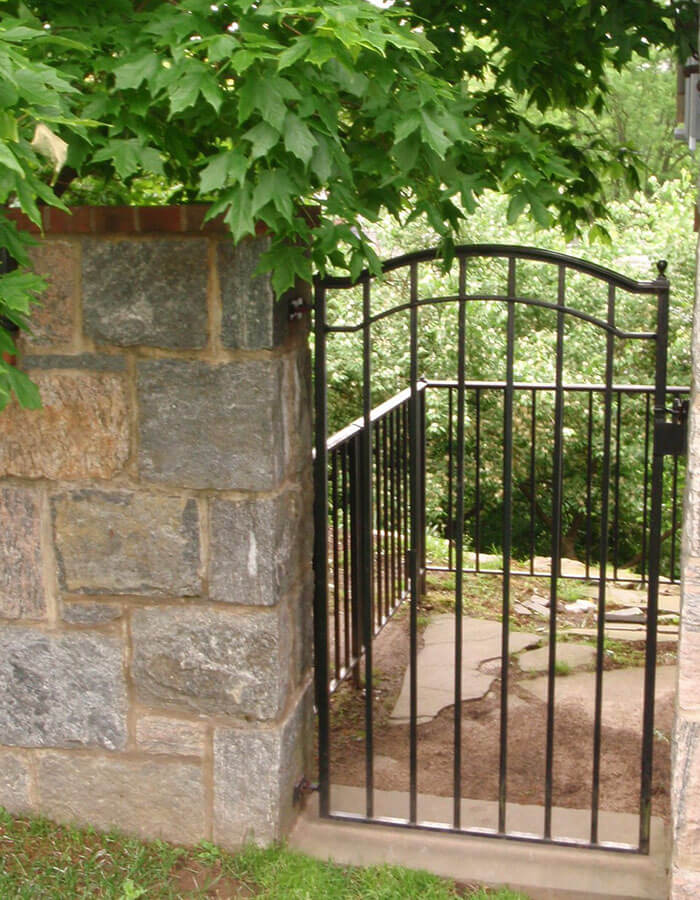 Pedestrian Gate 4